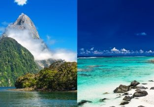 New Zealand and exotic Cook Islands in one trip from London for £743!