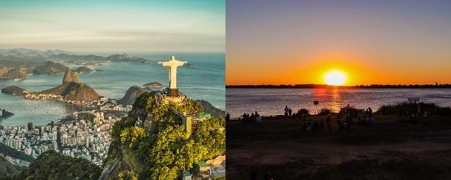 Summer 2019! Cheap flights from France to Southern Brazil or Rio de Janeiro from only €376!