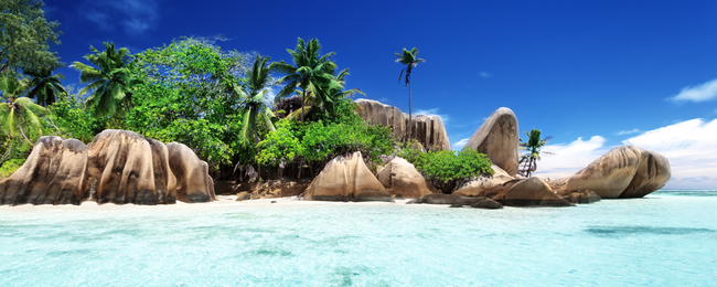 World's best beaches: the Seychelles