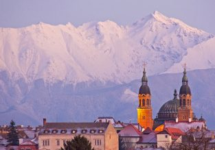 Cheap flights from France or Germany to the heart of Transylvania, Romania for just €19.98!