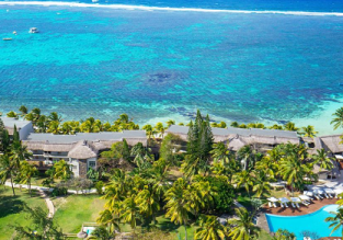 Luxurious 4* Solana Beach Resort in exotic Mauritius for only €59! (€29.5/ $33 pp)