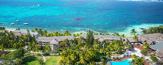WOW! Luxurious 4* Solana Beach Resort in exotic Mauritius for only €56! (€28/ $31 pp)