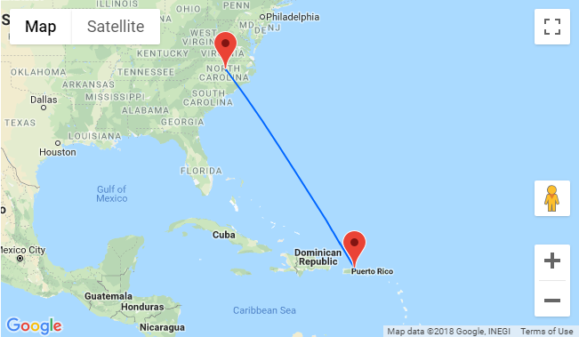 Cheap Non Stop Flights From Raleigh To San Juan Puerto Rico For