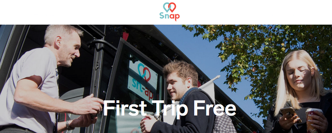 Snap: Travel across the UK in a premium coach absolutely for free!
