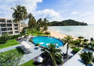 5* Crowne Plaza Phuket Panwa Beach for only €54! (€27/ £24 pp)