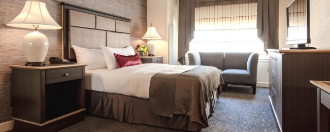X-mas! 4* The Whitehall Hotel Chicago for only €53! (€26.5/ $30 per person)