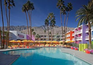 4* The Saguaro Palm Springs, California for only €58! (€29/ $34 pp)