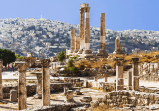 Cheap flights from Malta to Jordan for only €26!