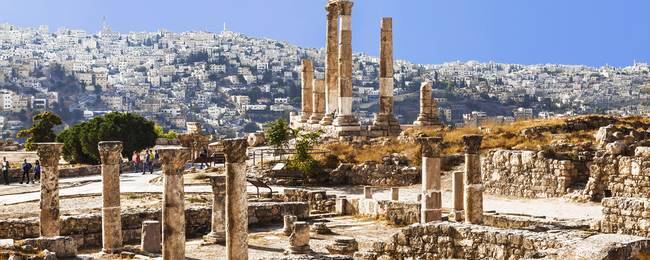 Ryanair: A new route from Malta to Amman, Jordan!