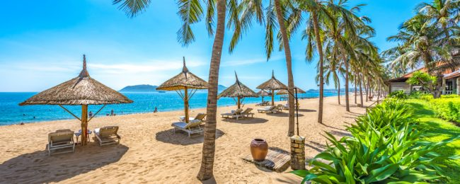 Beach holiday in Vietnam! 11- night hotel stay in Nha Trang + flights from London for £299!