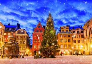 X-mas and New Year! Hong Kong to Scandinavia from only $360!