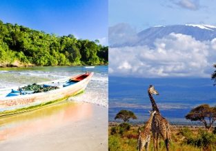 Cheap direct flights from Frankfurt to Trinidad & Tobago, Mombasa or Kilimanjaro from only €350!