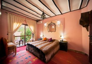 Summer! 4* Riad Atlas Toubkal in Morocco for only €23! (€11.5/ £10 pp)