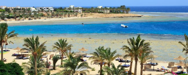 4* Austrian flights from Vienna to Marsa Alam on Egypt's Red Sea coast for only €47!