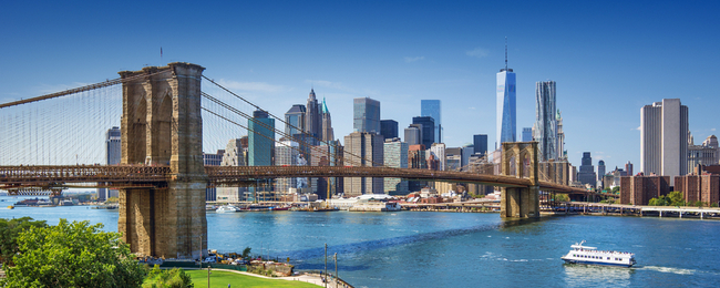 Cheap! Nice, France to New York for only €168!