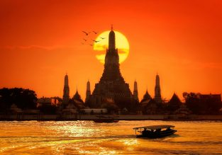 Cheap flights from Sweden to Bangkok for only €290!