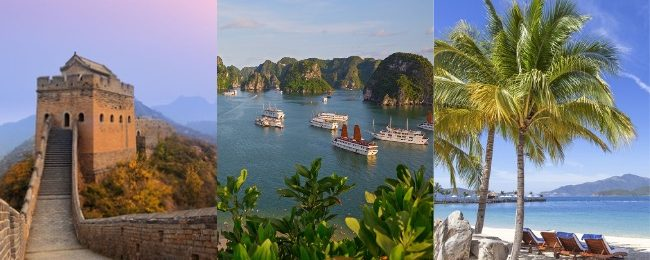 China + Vietnam trip from Germany from €393! Discover Beijing, Hanoi, Phu Quoc Island, Ho Chi Minh, Nha Trang, Da Nang and Hue!