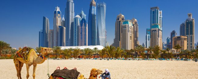 7 nights at well-rated 4* hotel in Sharjah, UAE + direct flights from Oslo or Stockholm from only €350!