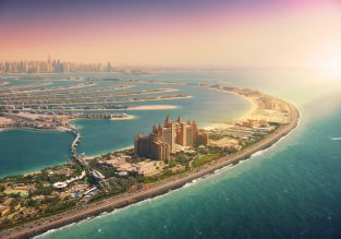 7-night stay at well-rated 4* hotel in Dubai + direct flights from Oslo or Stockholm for only €327!