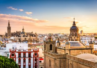 JULY! 7-night stay at top-rated 4* hotel near Seville, Andalusia + cheap flights from UK for just £182!