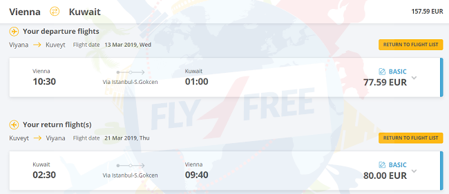 Pegasus Air Fly Friday Sale: up to 50% off flights on many routes!