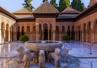 PEAK SUMMER! 7-night stay at very well-rated & central hotel in lovely Granada + flights from UK for just £157!