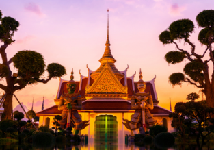 Cheap flights from Scandinavia or Baltics to Bangkok from only €135 one-way!