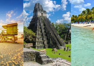 Miami & One of several exotic destinations in Central & South America or Caribbean in one trip from London from only £367!