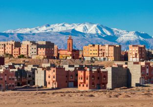 Morocco escape! 4-night stay in top-rated riad with breakfasts + cheap flights from Madrid for only €78!