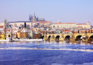 Weekend in Prague! 3-night B&B stay in well-rated 4* hotel + cheap flights from Stockholm for just €86!