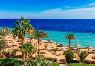 Cheap non-stop flights from Munich to Egypt's Red Sea coast for only €41!