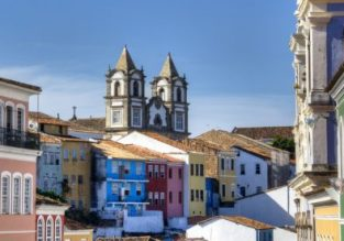 Peak Summer, Xmas and NYE! Cheap flights from Spain to Salvador da Bahia, Brazil from only €369!