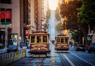 Cheap flights from Paris or Nice to California from only €219!