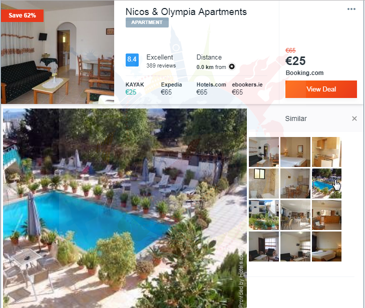 Cheap Bay Area Apartments: Spring Break In Cyprus! 5 Nights At Well-rated Aparthotel
