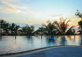 4* Long Beach Resort in exotic Phu Quoc Island, Vietnam for only €34! (€17/ £15 per person)