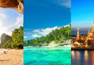 Discover Thailand! Bangkok, Phuket, Phi Phi Islands, Krabi, Koh Samui, Koh Phangan and Chiang Mai in one trip Czech Republic, Hungary or Baltics from €399!