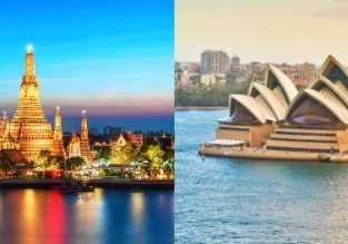 5* Etihad: Cheap peak season flights from Manchester or London to Thailand, Sri Lanka or Australia from only £357!