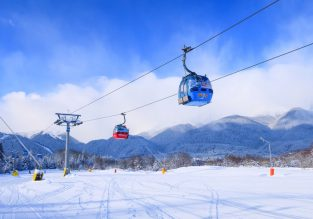 Ski break in Bulgaria! 5 nights at 4* resort & spa + car hire & cheap flights from Berlin for just €99!