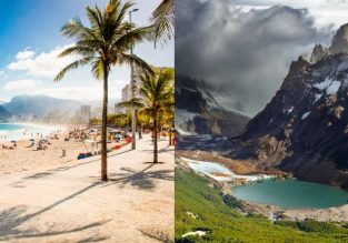 Brazil and Argentina in one trip from Paris from only €442!