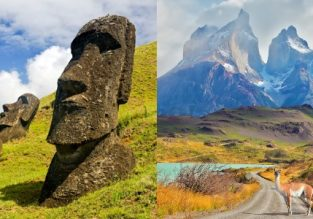 EXOTIC! Flights from Germany, Italy or Spain to mysterious Easter Island from €647! 2 in 1 with mainland Chile for €739!