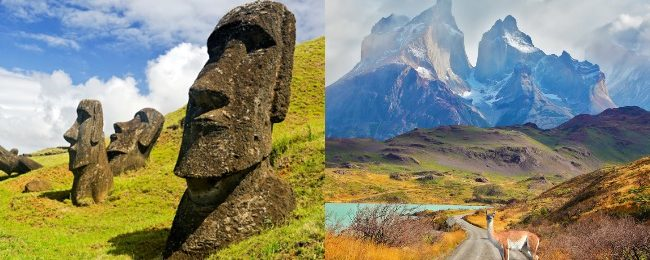 EXOTIC! Flights from Frankfurt to mysterious Easter Island for €713! 2 in 1 with mainland Chile for €791!