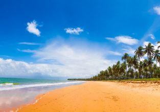 SUMMER! Cheap flights from Rome to Fortaleza or Salvador, Northeastern Brazil from only €346!