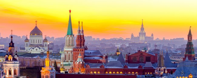 PEAK SUMMER! Cheap flights from Riga to Moscow from only €68!