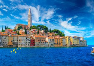 AUGUST! 7-night stay at sea view apartment in the Istrian region, Croatia + cheap flights from Berlin for just €161!