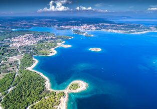 CHEAP! Spring break in the Istrian Riviera, Croatia: 7 nights at seafront resort + cheap flights from London for just £90!