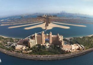 King room with ocean view + free water park access at the world famous 5* Atlantis The Palm in Dubai for €192! (€96 / £83 per person)