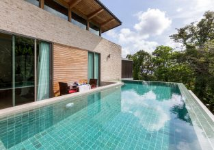 Deluxe room with private jacuzzi at 5* Wyndham Sea Pearl Resort, Phuket for only €48! (€24/ £21 pp)