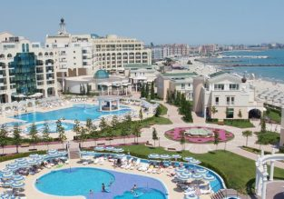 MAY! 7-night B&B stay in top-rated 5* beach resort in Bulgaria's Black Sea Coast + flights from Bratislava from €109!