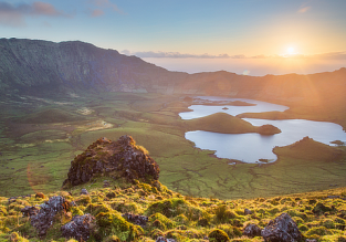 Cheap flights from London to the Azores for only £30!