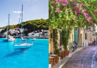 Corfu and Athens in one trip from Bratislava for only €39!